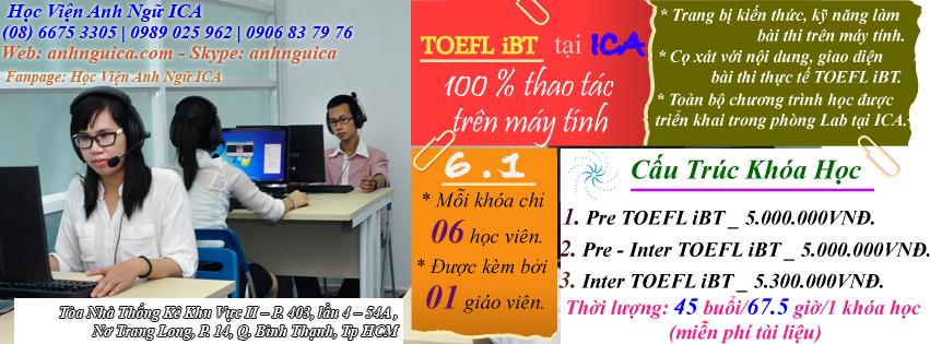 TOEFL IBT 100% THAO TAC TREN MAY TINH
